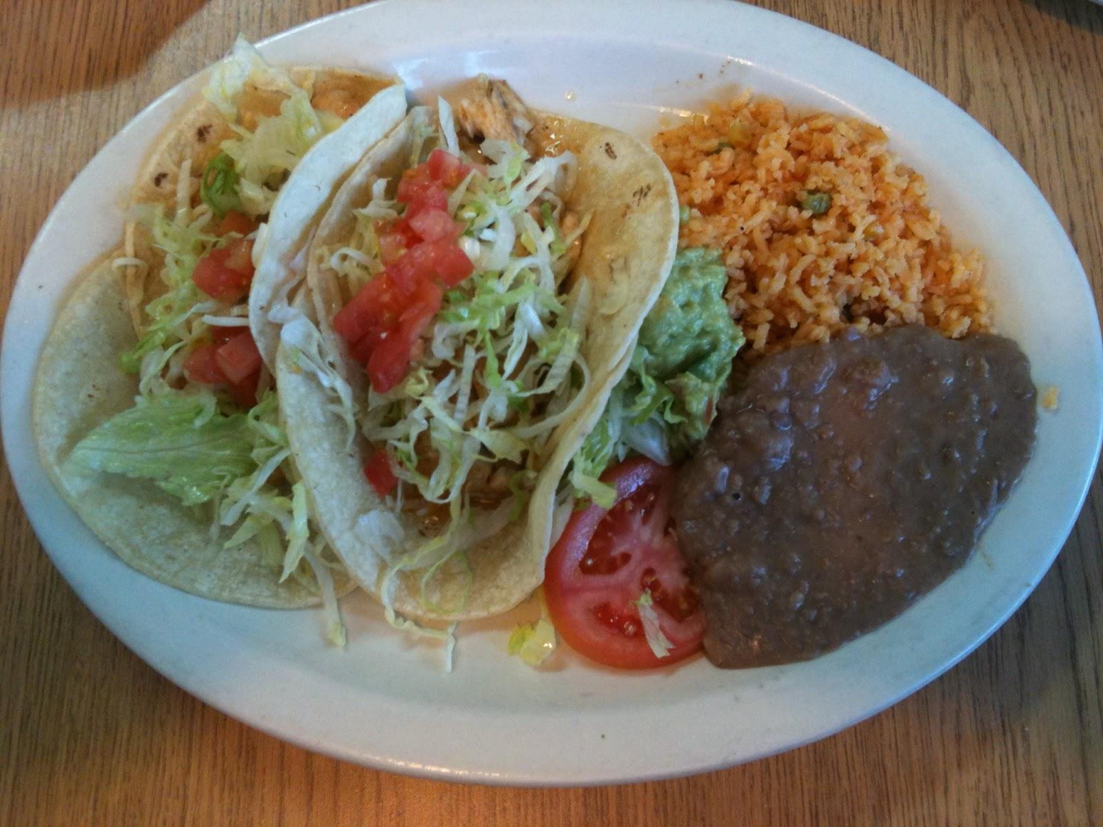 La Playa Mexican Cafe Corpus Christi Menu
