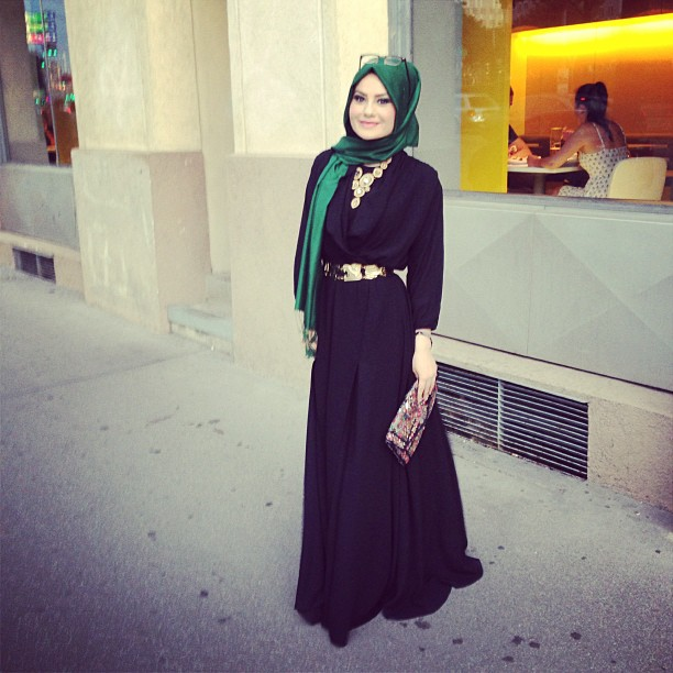 Hijabi Outfit Inspirations Girl From Arabia