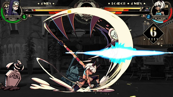 Download Game PC Gratis Skullgirls 2D