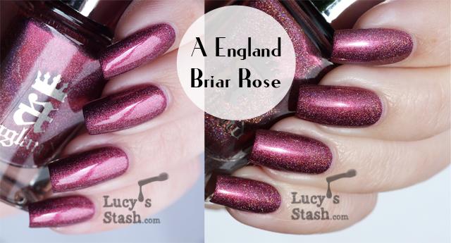 Lucy's Stash - A England Briar Rose