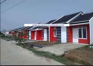 Promo Rumah Akhir Tahun 2015 DP Rumah Cuma 8 Jutaan  Ready Stok Di Karang Satria Bekasi