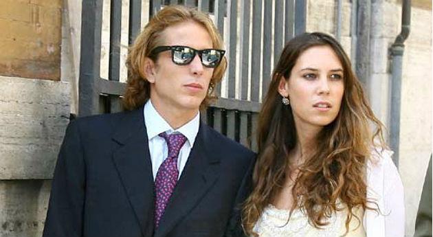 Andrea Casiraghi y Tatiana Santo Domingo se casan el 31 de agosto