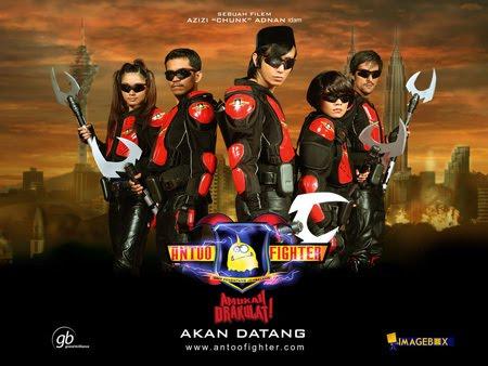 Poster-poster film MALAYSIA yang bikin NGAKAK