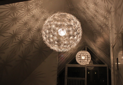 A Graceful Home  Friday Night Light! -> Ikea Ps Lampada