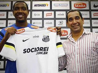 Zinho e Renato Abreu
