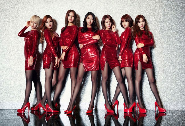 AOA to comeback with a song by Brave Brothers in the second week of November