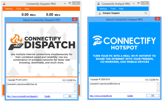 Download Software Connectify 9 Pro Full Version Terbaru (Buat Hotspot Sendiri)