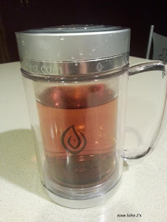 Tea in Libre Mug On the Go