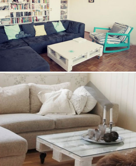 Kita Mengonsi Jom kitar semula 10 benda cool korang  : pallet reuse coffee tables from kitamengonsi.blogspot.com size 468 x 568 jpeg 49kB