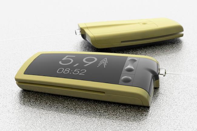 Diseño bombas de insulina del futuro Jiri Bukvald