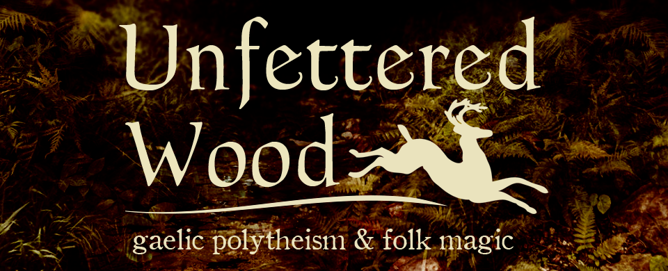 Unfettered Wood: Gaelic Polytheism & Folk Magic
