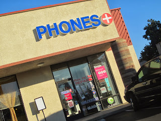 Armed Gunman Hits Elk Grove Cell Phone Store; Second Store in Two Nights