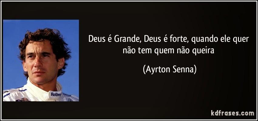 Senna Cristão