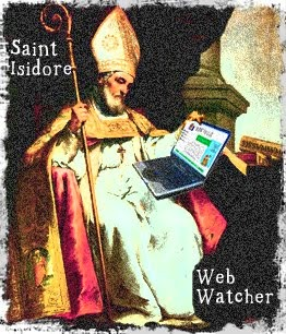 St. Isidor von Sevilla
