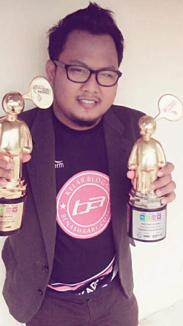 Winner Best Lifestyle Blog MSMW 2014/2015