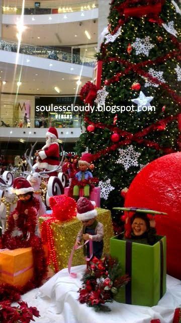 Pavilion KL Christmas
