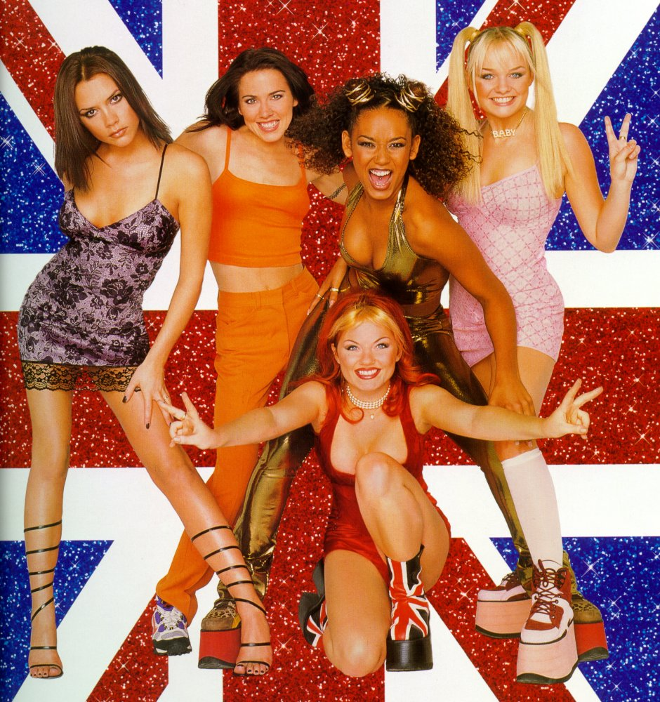 live love dance the spice girls