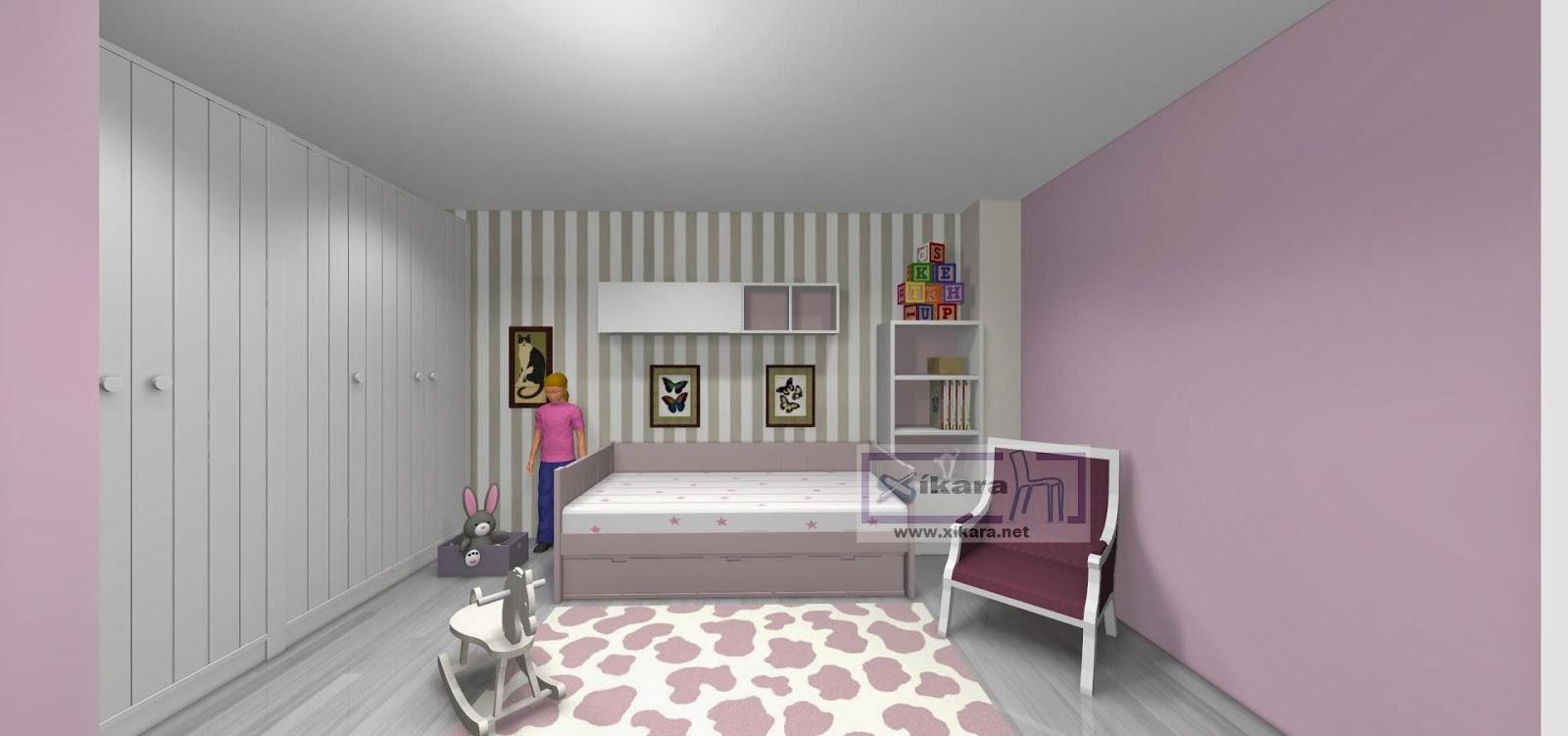 Decoracion Dormitorio Juvenil Mujer Elegant Dormitorios Juveniles  ~ Decoracion De Dormitorios Para Mujeres