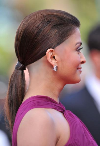 Indian Actress And Former Miss Universe Aishwarya Rai In