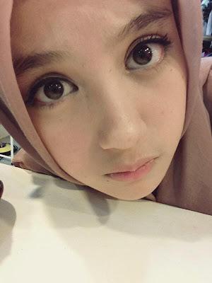 Foto Foto Nabilah JKT48 Pakai Kerudung Jilbab