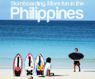 skimboarding more fun in the philippines