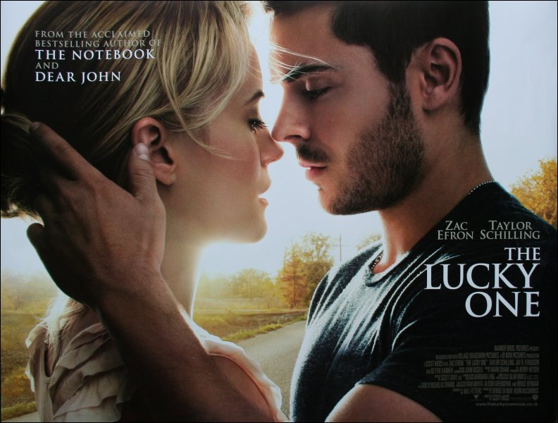 Watch The Lucky One 2012 Full Hollywood Movie Online ...