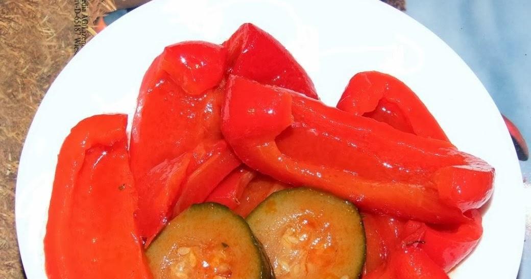 Сладкий перец в томатном соке