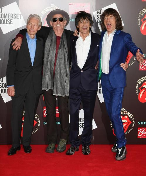 The Rolling Stone Celebrate Their 50th Anniversary: Not 'Out of Time' » Gossip | Rolling Stone