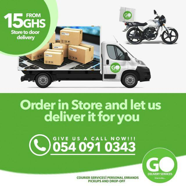 Go Delivery Services