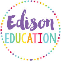 Grab button for Edison Education