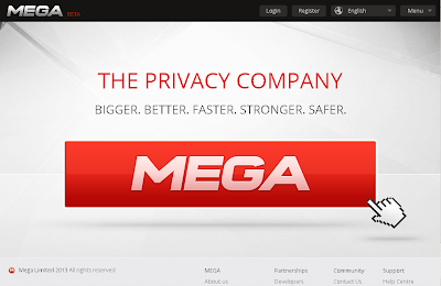mega.co.nz screen shots