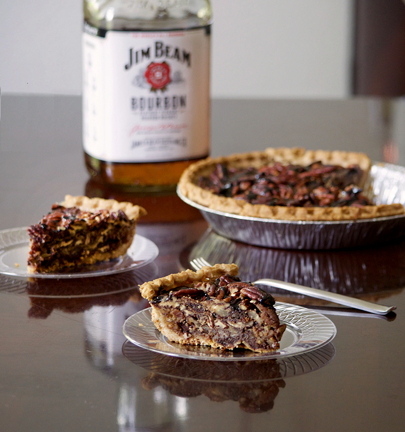 Obsessive Cooking : Chocolate Bourbon Pecan Pie