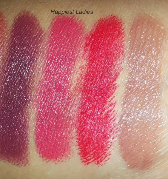 Maybelline 14HR Lipsticks
