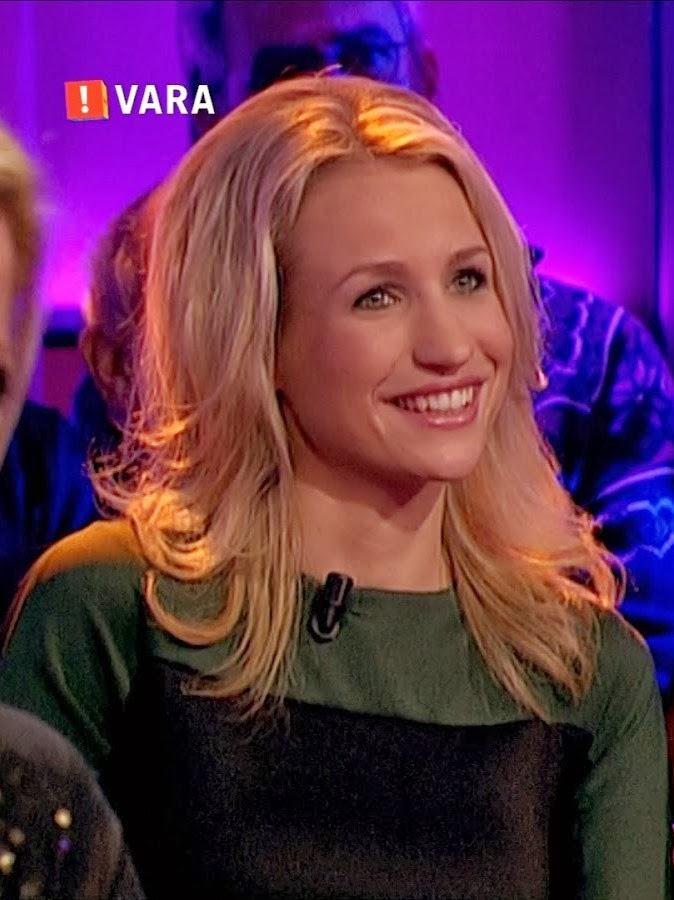 Dionne Stax in De TV Draait Door 2013