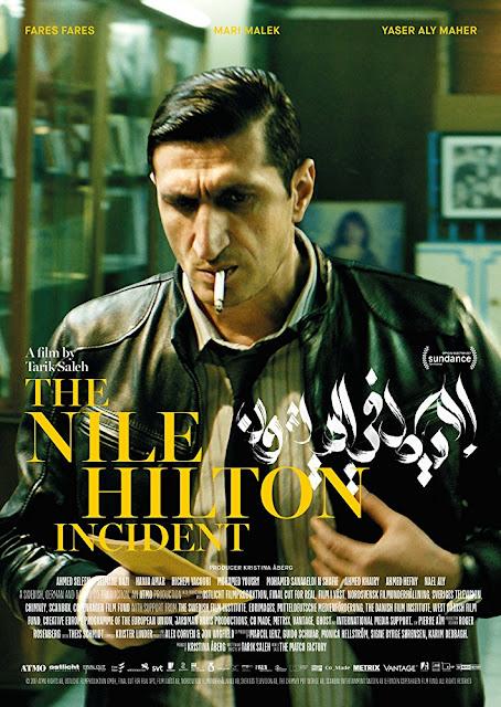 The Nile Hilton Incident (2017) ταινιες online seires xrysoi greek subs