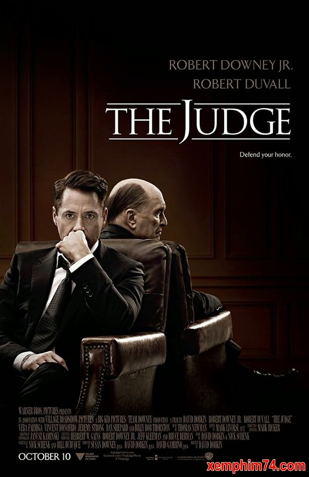 The Judge - Thẩm Phán (2014)