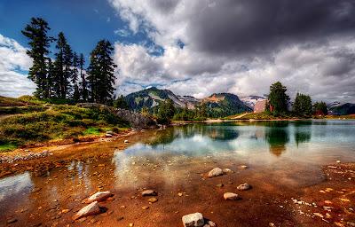 El lago - Lakes