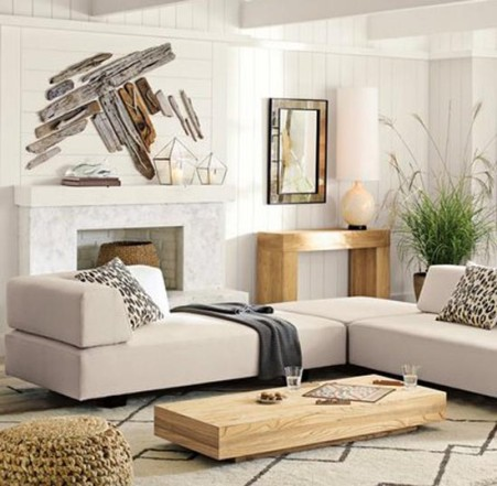 Living Room Decorating Ideas: Modern Living Room Design 02