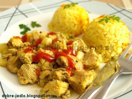 Morčacie mäso s kalerábom - recepty