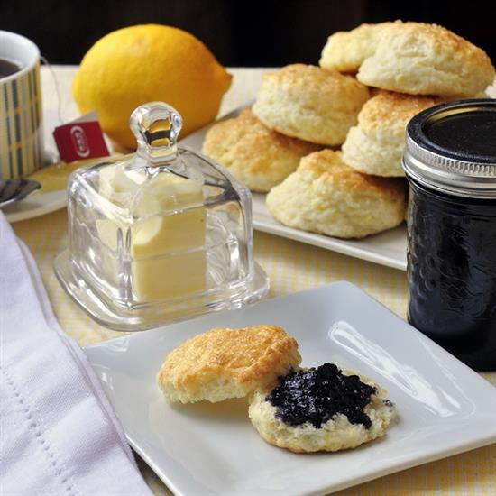 Apricot-Sour Cream Tea Cookies Recipes — Dishmaps