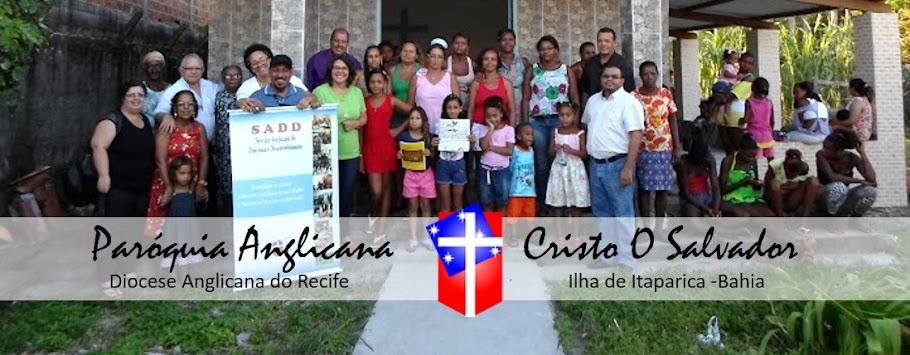 Paróquia Anglicana Cristo o Salvador - Ilha de Itaparica