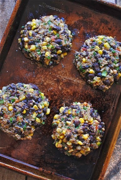 Chipotle Black Bean Burger Recipe