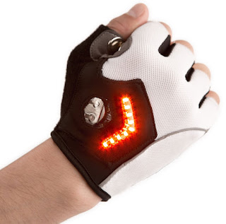Image: Zackees Turn Signal Gloves - Shop USA