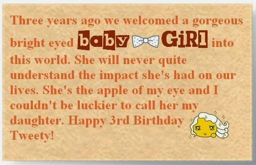 Birthday Quotes For Your Daughter Quotesgram Birthday Quotes