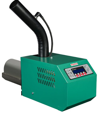 Καυστήρας wood pellet Nani 35, 10-35kW