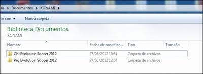 Instalación Parche Liga Chilena PES 2012 PC