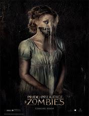 pelicula Orgullo y prejuicio y zombis (2016)