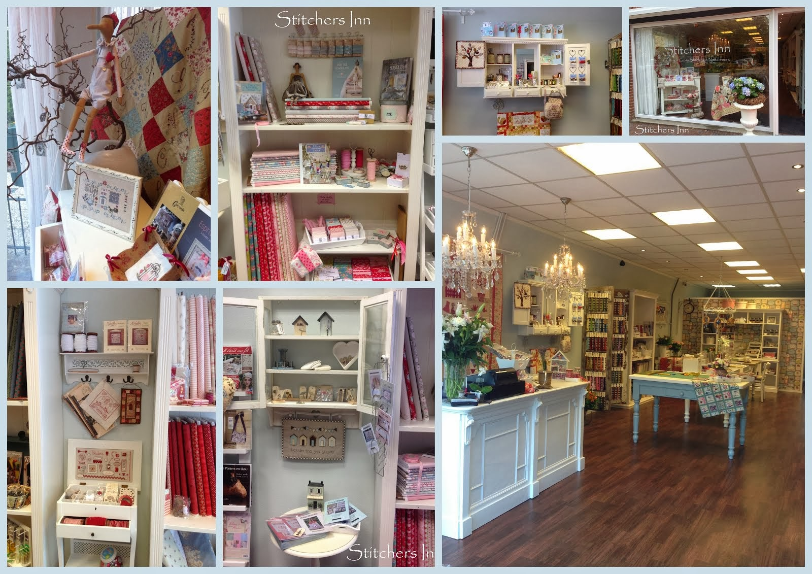 Stitchers Inn Shop