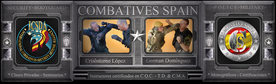 Combatives Spain