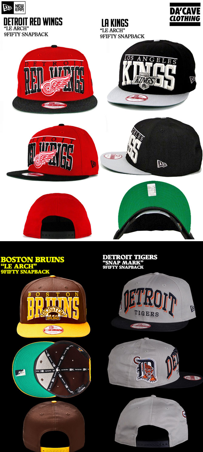 for new snapback caps we received some dope 9 fifty snapbacks from new ...